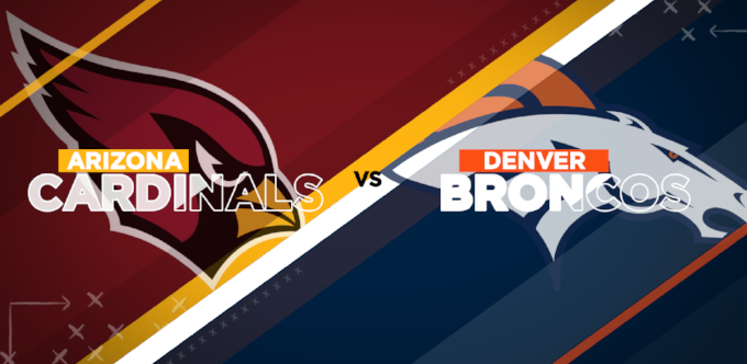 More Info for Broncos vs. Cardinals