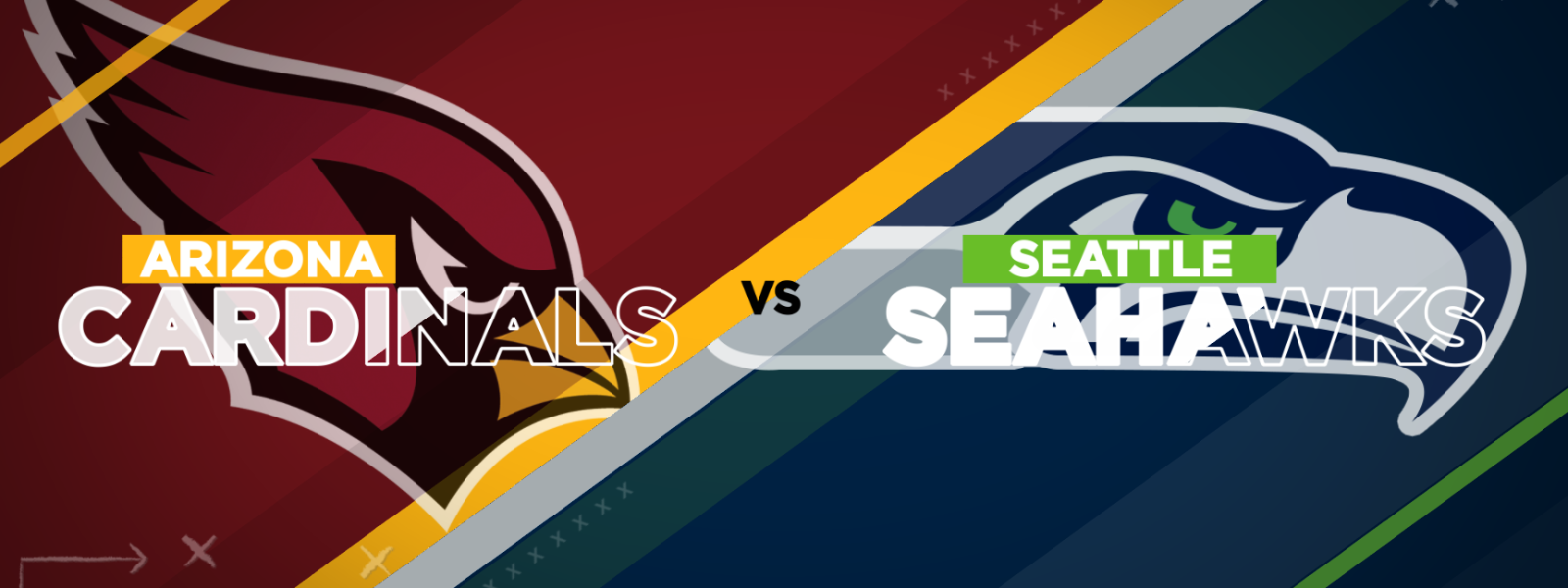 Seahawks vs. Cardinals