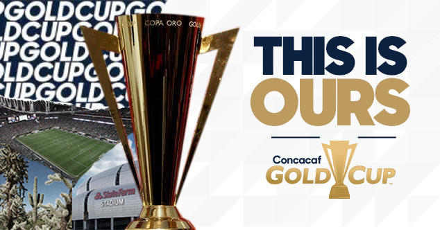More Info for Concacaf Gold Cup Semifinals