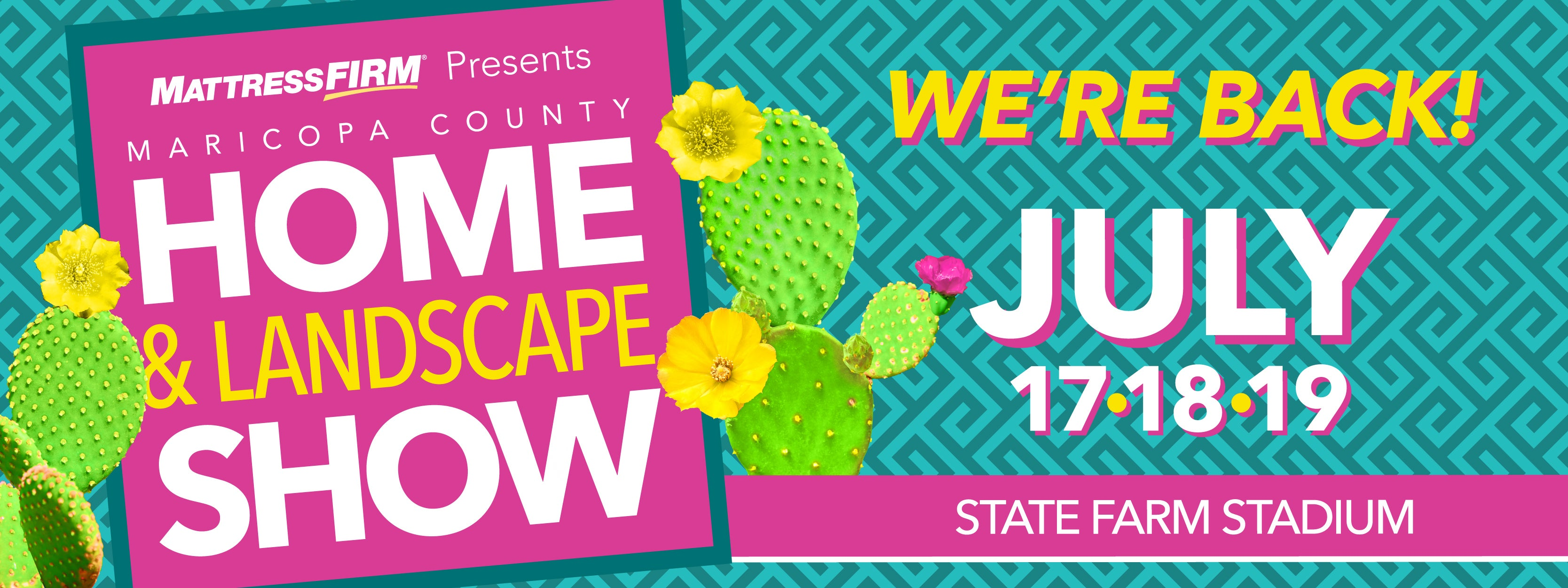 Maricopa County Home & Landscape Show - Cancelled