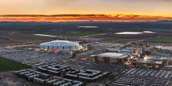 Stadium Info State Farm Stadium