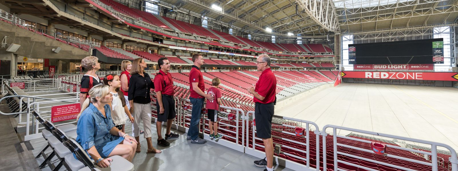 Farm Stadium Stadium Tours State Farm Tours Stadium State
