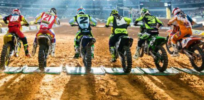More Info for Monster Energy AMA Supercross