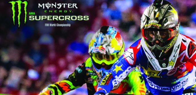 More Info for Monster Energy AMA Supercross