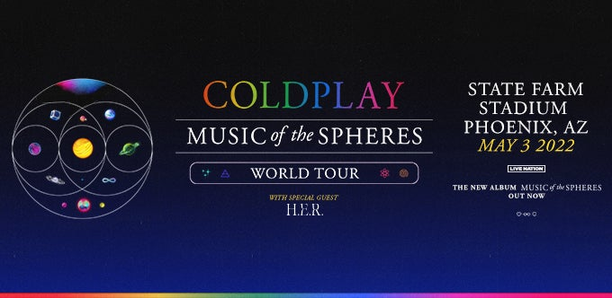 More Info for Coldplay