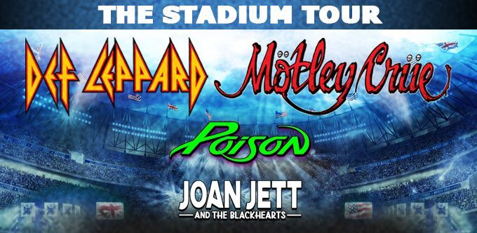 More Info for Def Leppard + Motley Crue 2021 Tour