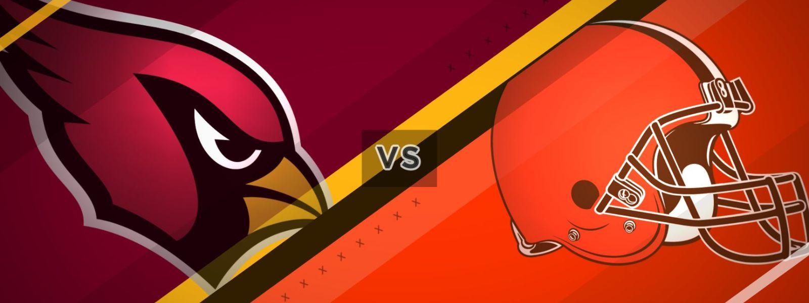 Browns vs. Cardinals