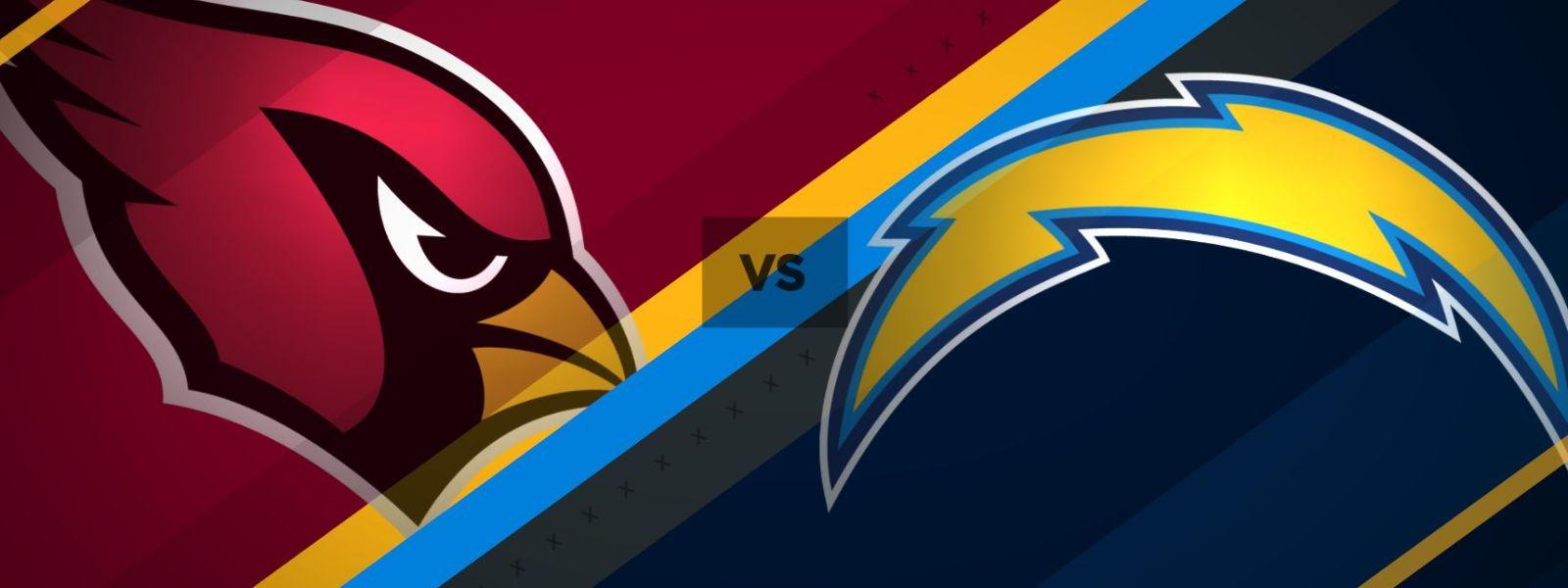 Preseason: Chargers vs. Cardinals