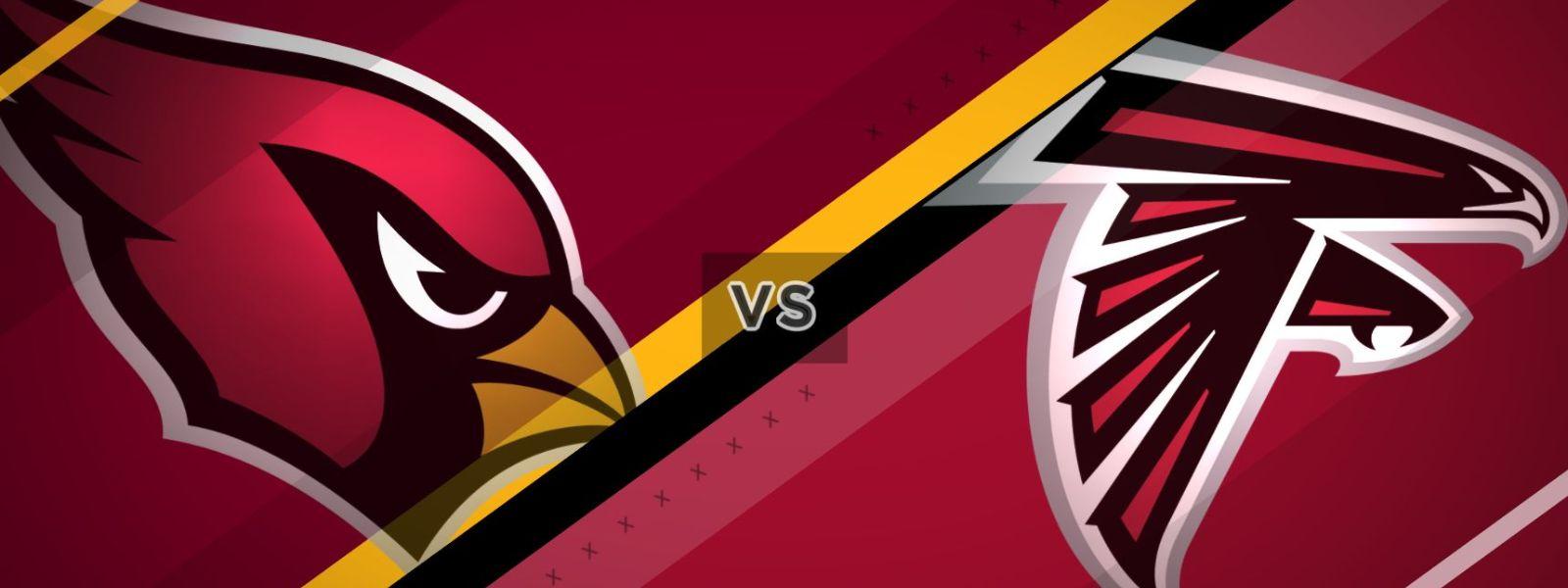 Falcons vs. Cardinals