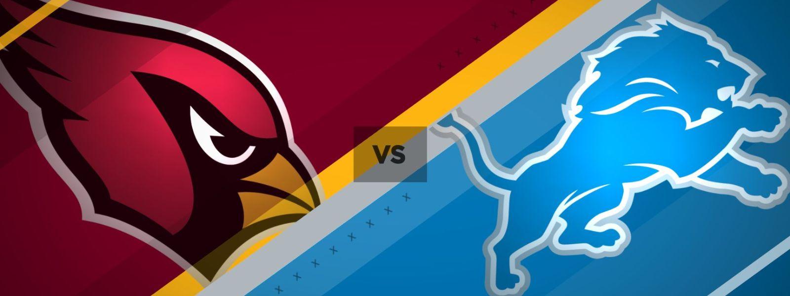 Lions vs. Cardinals