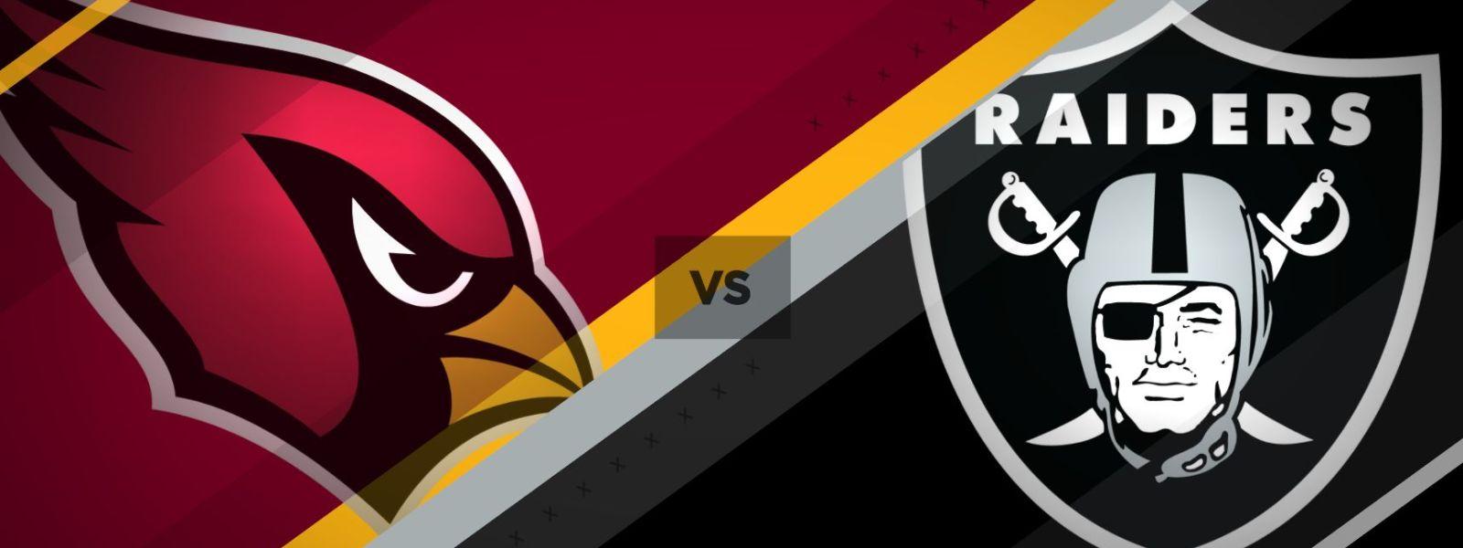 Preseason: Raiders vs. Cardinals